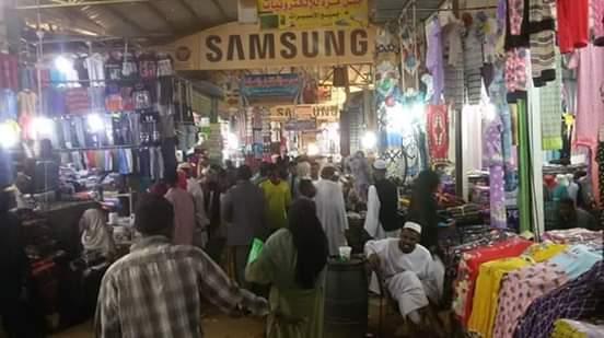 السلطات تقرر إغلاق سوق ليبيا بعد تأكيد إصابة تاجر بكورونا با..