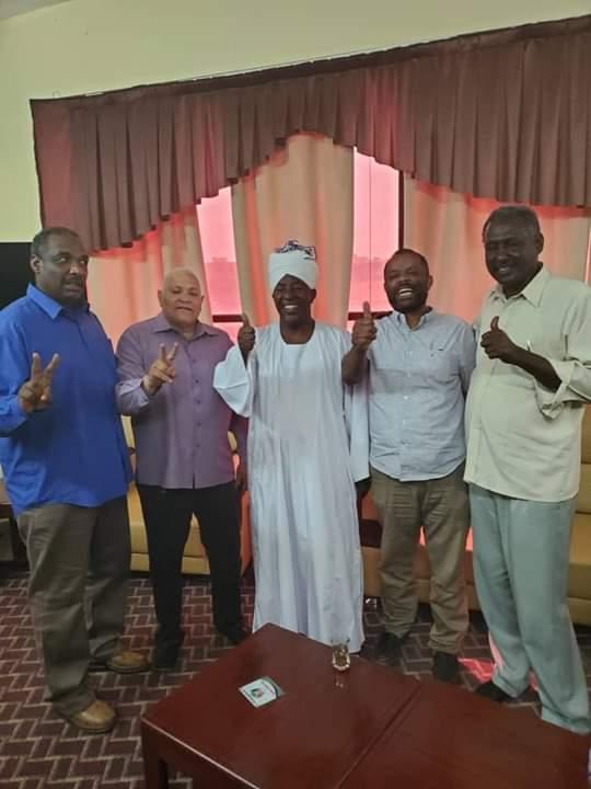 برقو يدعم مبادرة اتحاد الخرطوم ويشيد بالكيماوي