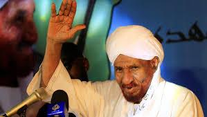 الصادق المهدي يناشد العاهل السعودي بتبني صلح بين السنة والشيعة