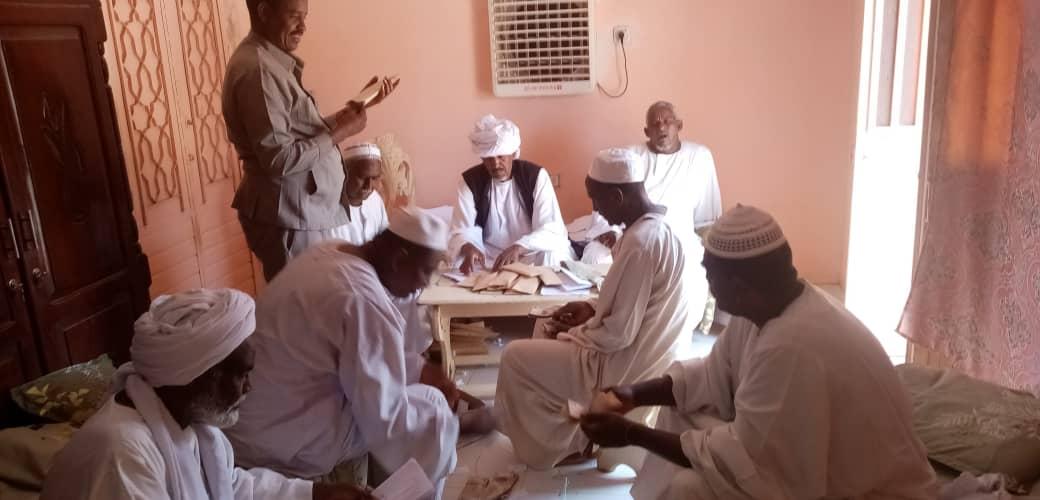 مغتربو الصلوعاب يدعمون الأسر المتعففة بمليار قبل رمضان