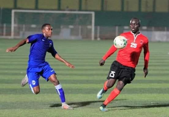 اللاعب السوداني مؤمن موسى يقترب من الدوري الاماراتي