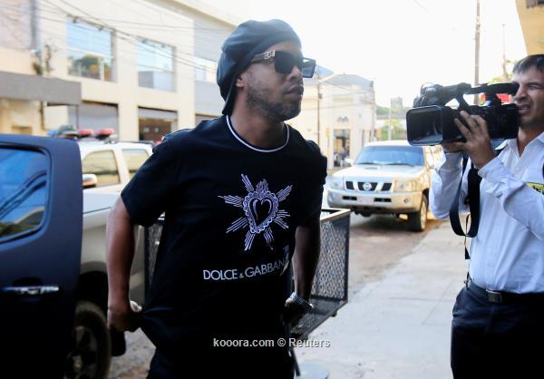 بارجواي..متهم جديد يتورط في قضية رونالدينيو