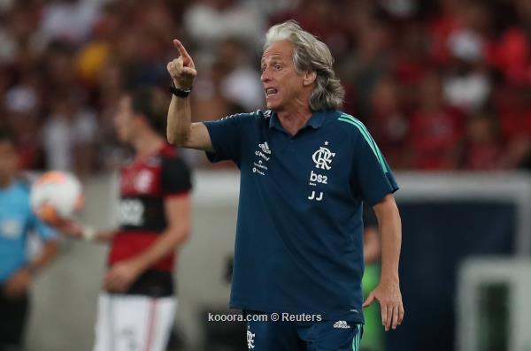 البرازيل,,جيسوس لا يستبعد مغادرة فلامنجو