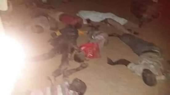 حادث مأساوي ووفاة 43 شخصا في غرب السودان