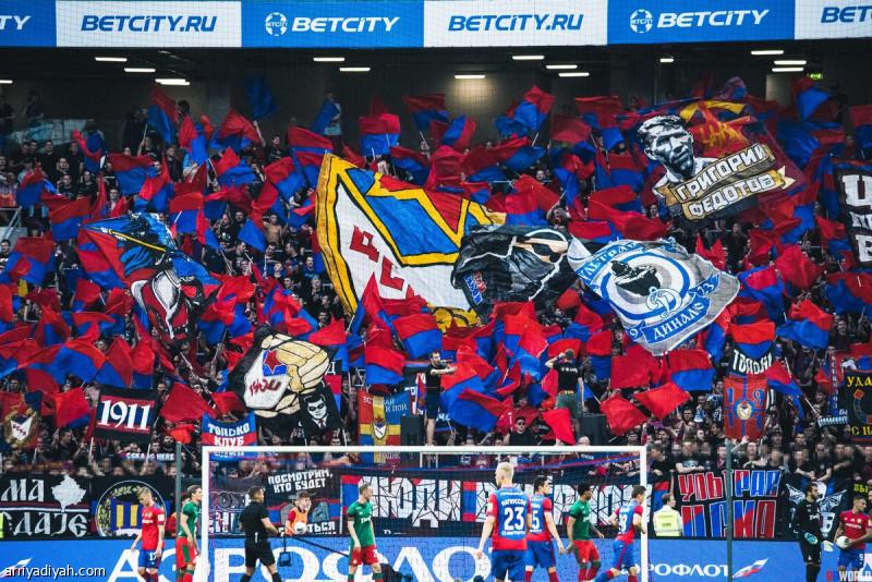 الروس يسمحون بحضور المشجعين مع انطلاقة الدوري