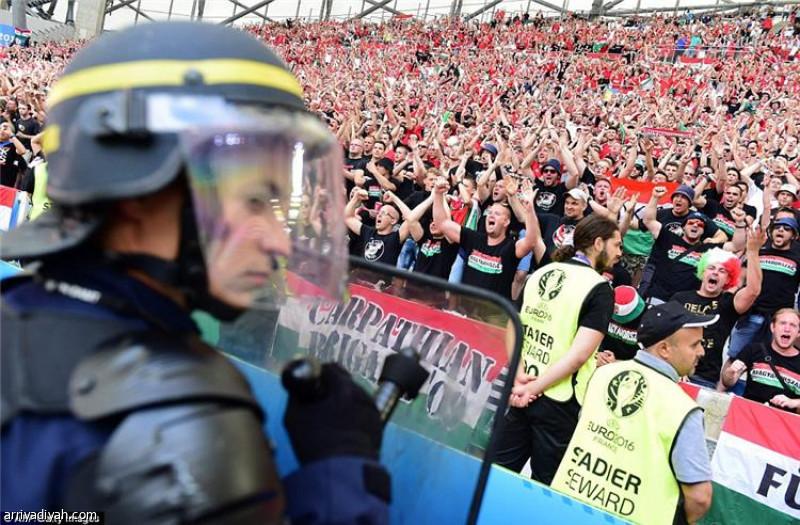 المجر اول دولة أوروبية تعيد الجماهير للملاعب