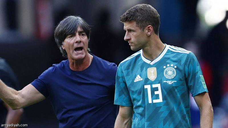 بيرهوف  .. مولر لن يعود للمنتخب الألماني