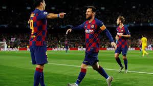برشلونة يعود إلى كامب نو بعد 91 يومًا
