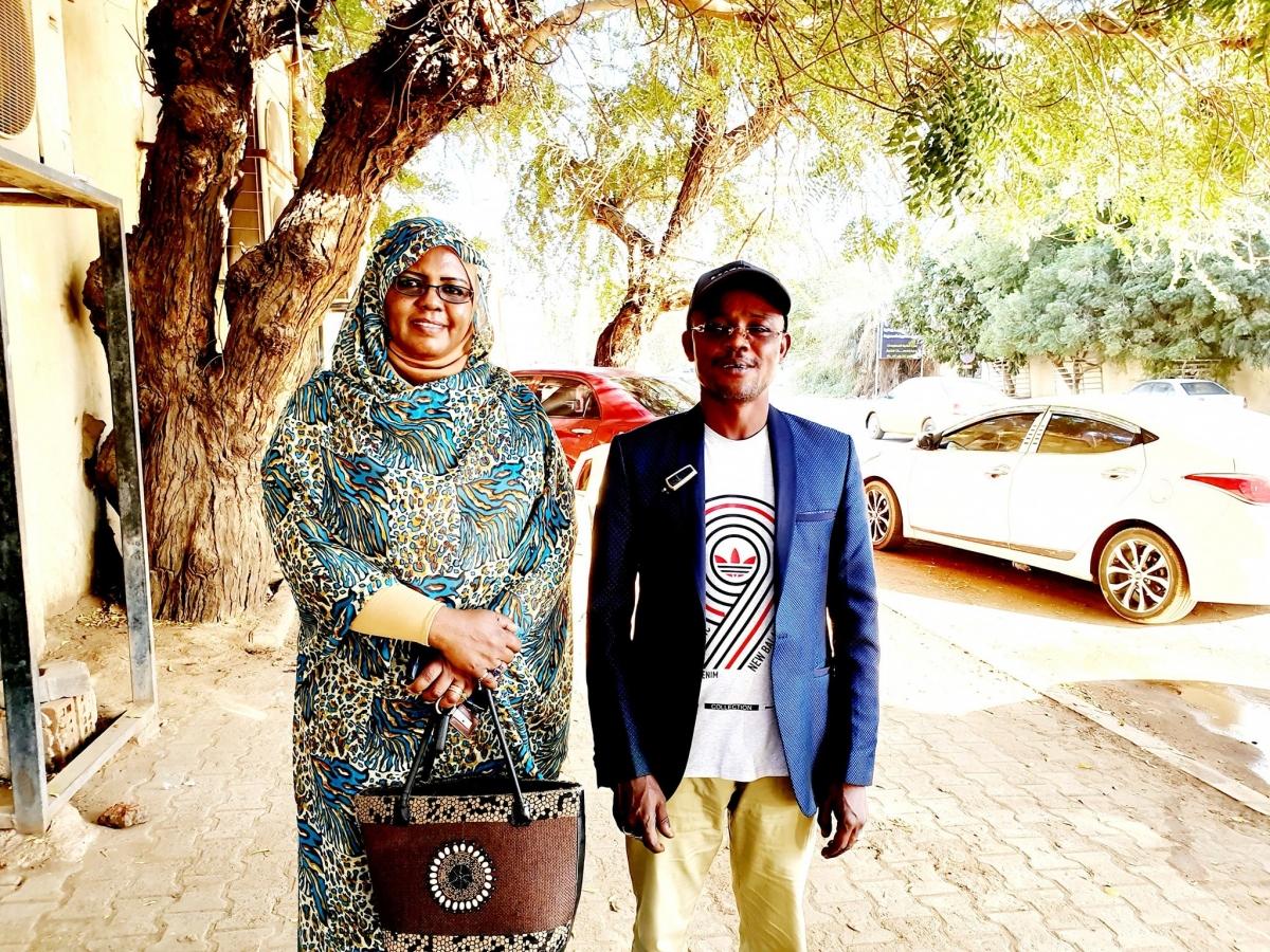 المذيعة هالة عثمان تكتب بمناسبة منع لبس الحجاب