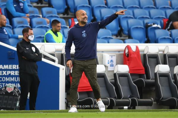بيب جوارديولا: السيتي يستحق مقعدا في دوري الأبطال