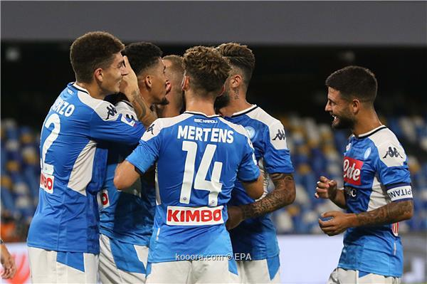 فريق الكرة بنادينابولي يستعيد توازنه في الكالتشيو بانتصار صعب