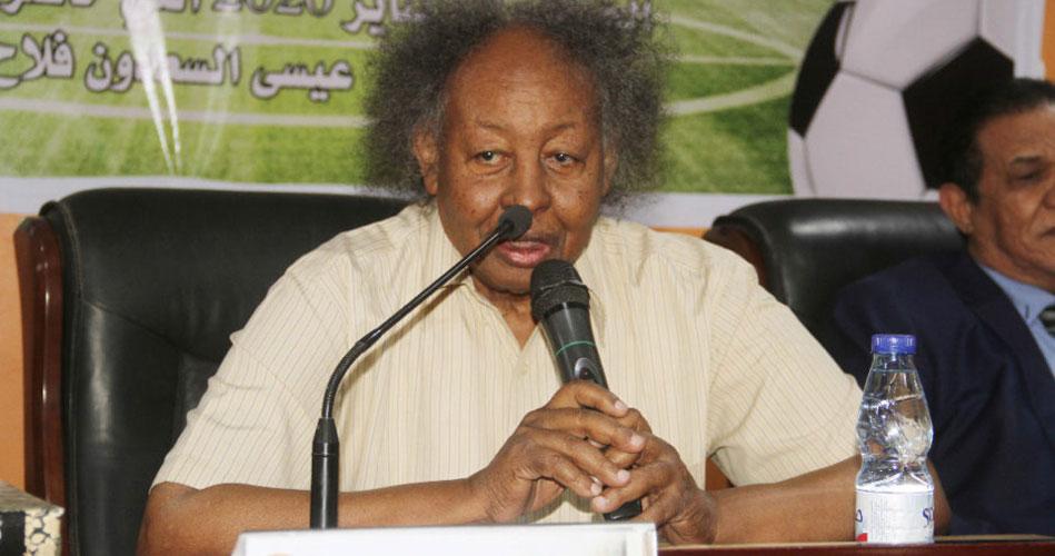بيان من البروفيسور كمال شداد يؤكد استئناف النشاط الرياضي
