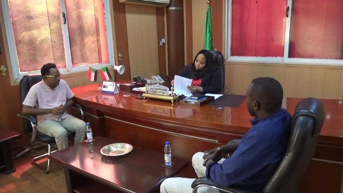 البوشي  توقع إتفاقية تفاهم مع منظمة معهد الحياة والسلام لرفع قدرات الشباب