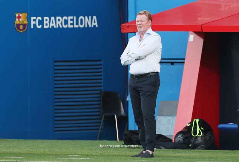 تفرير يكشف عن موقف برشلونة من التعاقد مع مدرب جديد