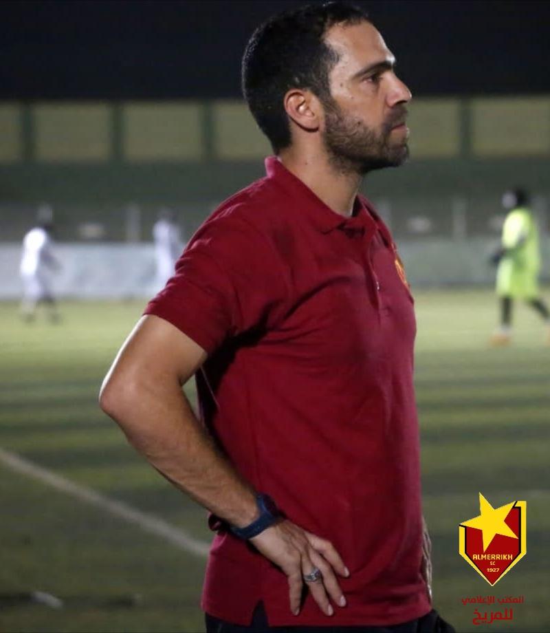 جمال خشارم: حققنا الأهم رغم صعوبة المباراة