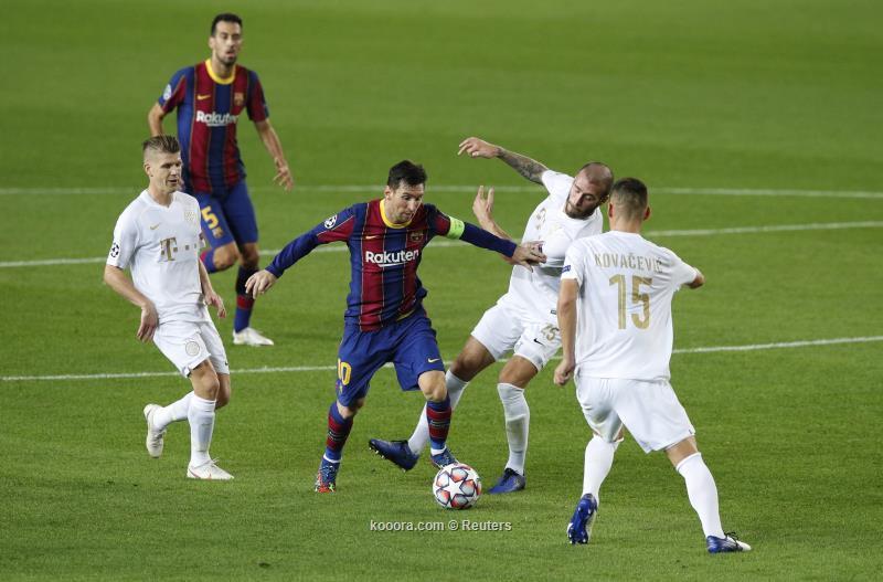 بعد الهزيمة المريرة.. ميسي يعتزم الانتقام من ريال مدريد