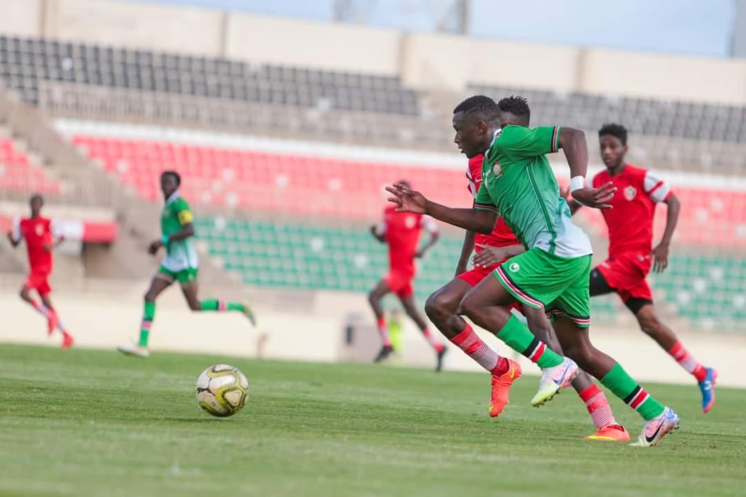 منتخب الشباب السوداني يخوض تجربتين امام تنزانيا