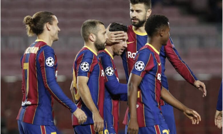 تقرير..الرئيس القادم لبرشلونة يفتح باب الرحيل أمام ميسي