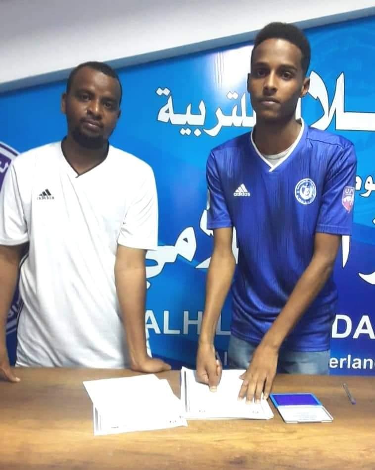 شباب الهلال يواصل تسجيلاته ويضم عدد من اللاعبين