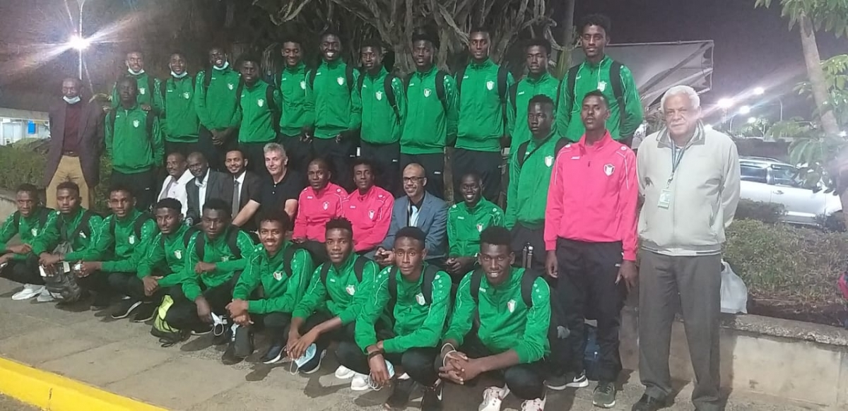 منتخب الشباب يصل زنزبار  ويتدرب الجمعة