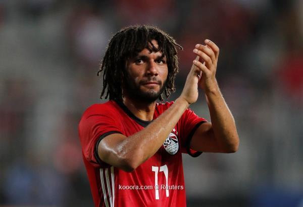 اصابة نجم الكرة المصرية النني بكورونا