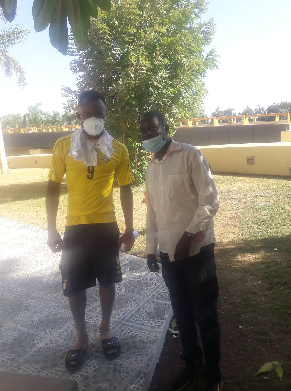نجم غانا جوردان ايو:معجب باللاعب التش