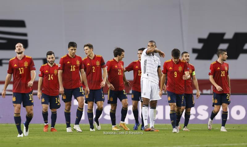 قرعة امم اوروبا تضع اسبانيا في صدام ناري امام ايطاليا