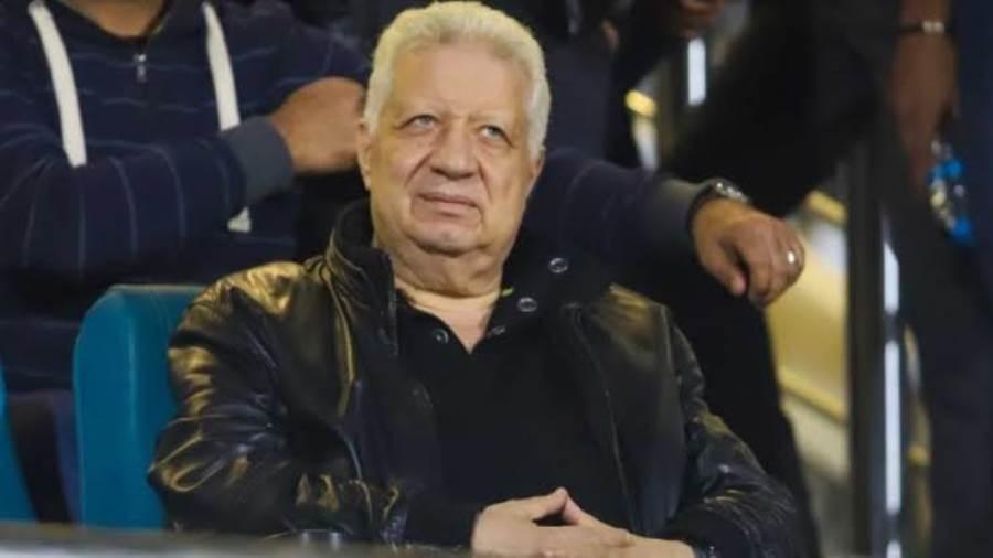 مرتضي منصور يرد على لجنة الناديي المؤقتة ببيان