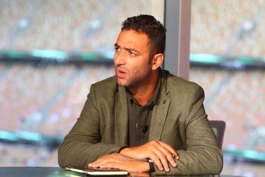 ميدو يتهم المغاربة بالتحكم في عصبة كاف