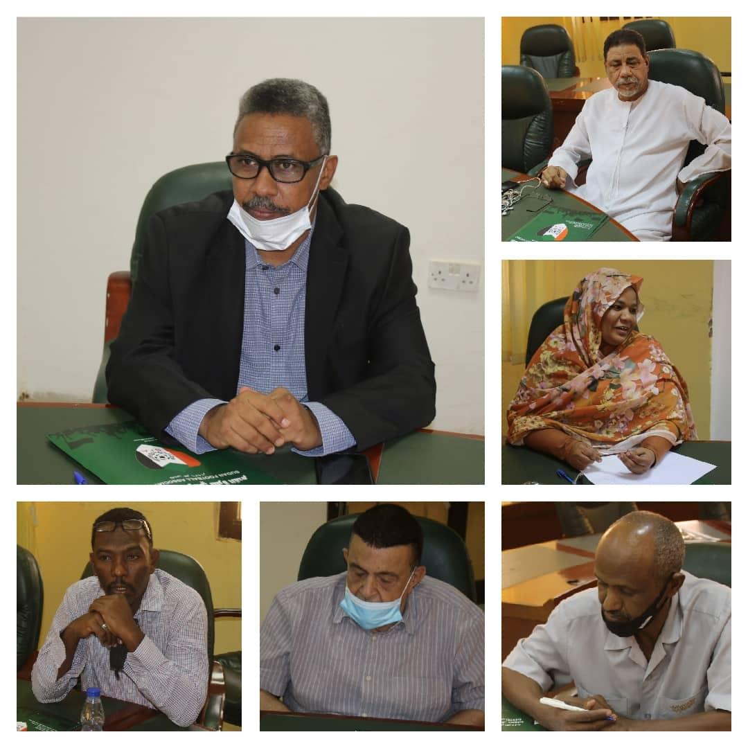 لجنة الحوسبة تجتمع برئاسة العسقلاني