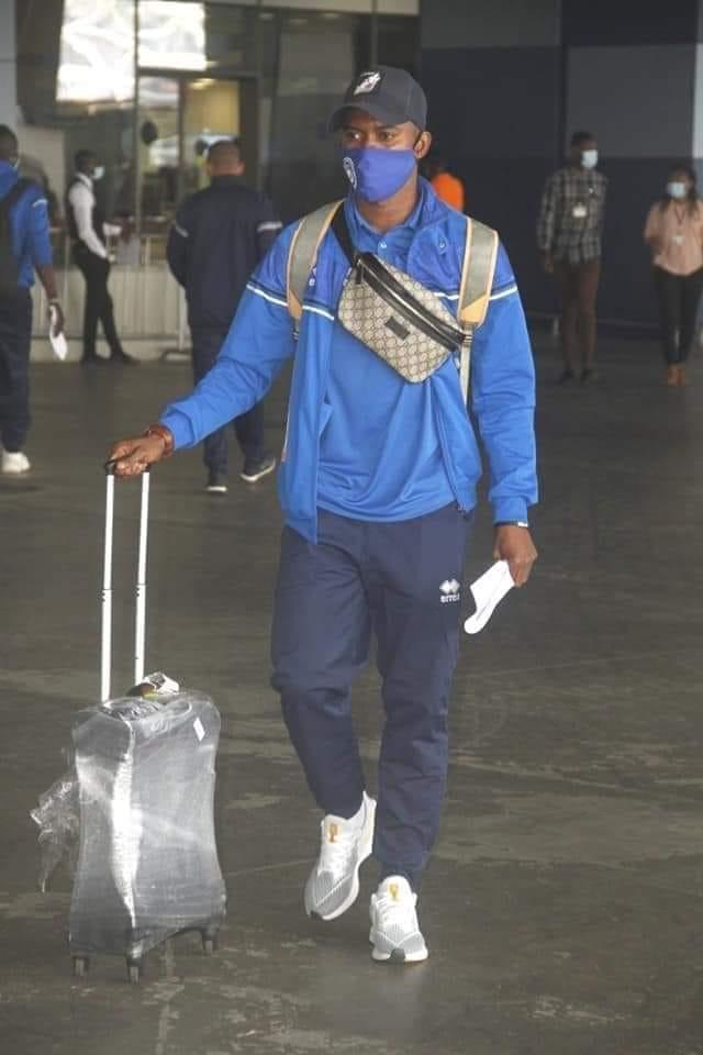 الغربال:وصلنا غانا بسلام نتمنى التوفيق