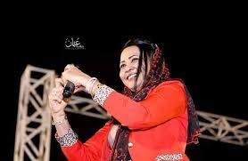 القبض على الفنانة مكارم بشير