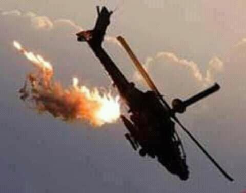 تحطم مروحية اباتشى بالشواك واختراق طائرة عسكرية إثيوبية للأج..