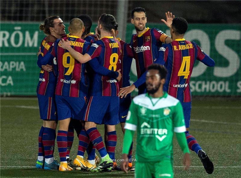 قرعة كأس ملك اسبانيا: مواجهة سهلة لبرشلونة وصعبة لإشبيلية