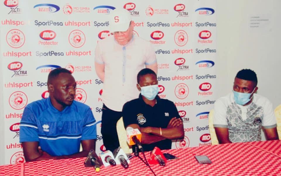 مدرب مازيمبي: سندخل مباراة الهلال كأنها تنافسية