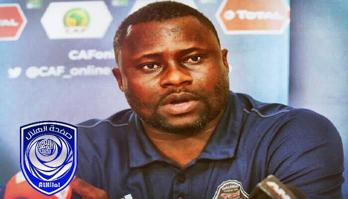 مدرب مازيمبي :نخوض مباراة الهلال لاجل الفوز