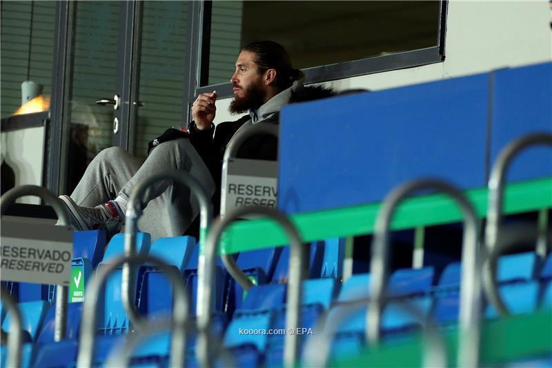 راموس يرغب في البقاء بريال مدريد