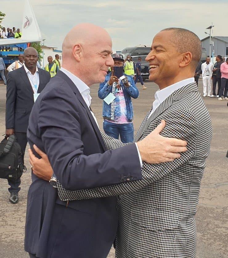 طائرة خاصة تقل كاتومبي لامدرمان لحضور مباراة الهلال