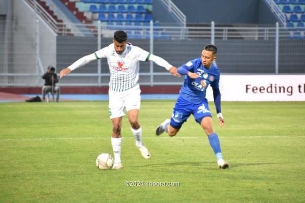 الرجاء يسقط بالتعادل في مباراة بالدوري المغربي