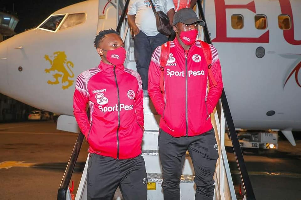 نادي سيمبا مهدد بالابعاد من دوري ابطال افريقيا
