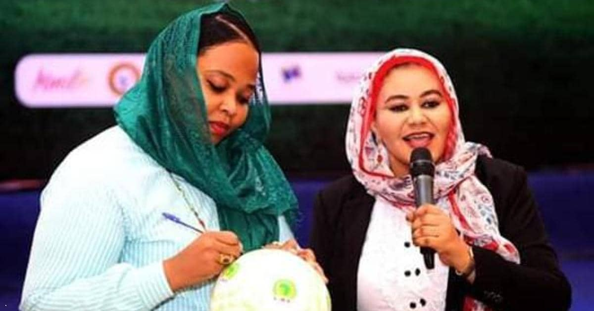لجنة المنتخبات والنسائية تجتمعان وتؤمنان على ترتيبات اعداد المنتخب النسائي ومشاركاته