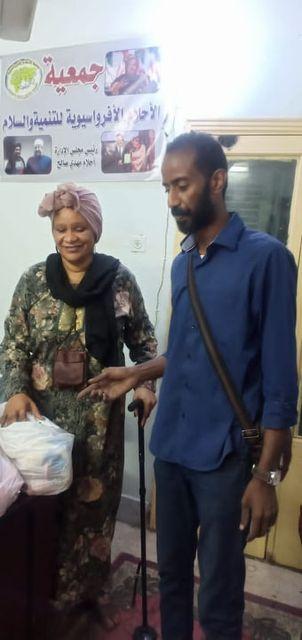 منظمة الخندق تفرح الصائمين بمصر