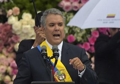 رئيس كولومبيا يحسم الجدل بشان تنظيم كوبا أمريكا