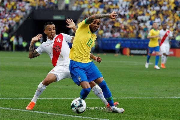 تيتي يستدعي ايمرسون بديل ألفيش في قائمة البرازيل
