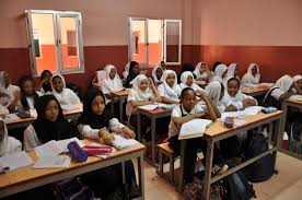 اكثر من ١٩٠ ألفا     يجلسون لامتحانات الأساس بالخرطوم غدا الاحد