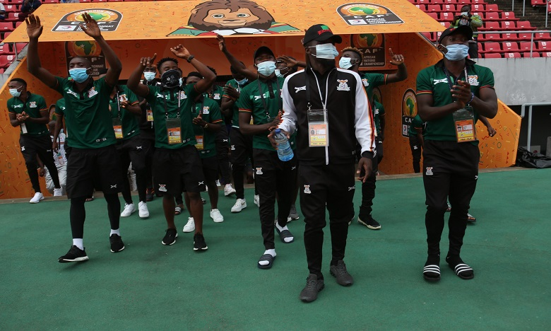 منتخب زامبيا يخسر من السنغال قبل وصوله للسودان