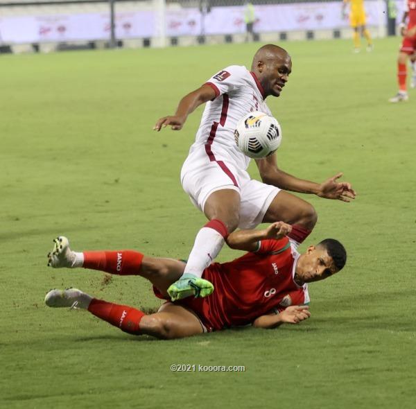 عبد الكريم حسن يبدي سعادته بوصول قطر لنهائيات 2023م