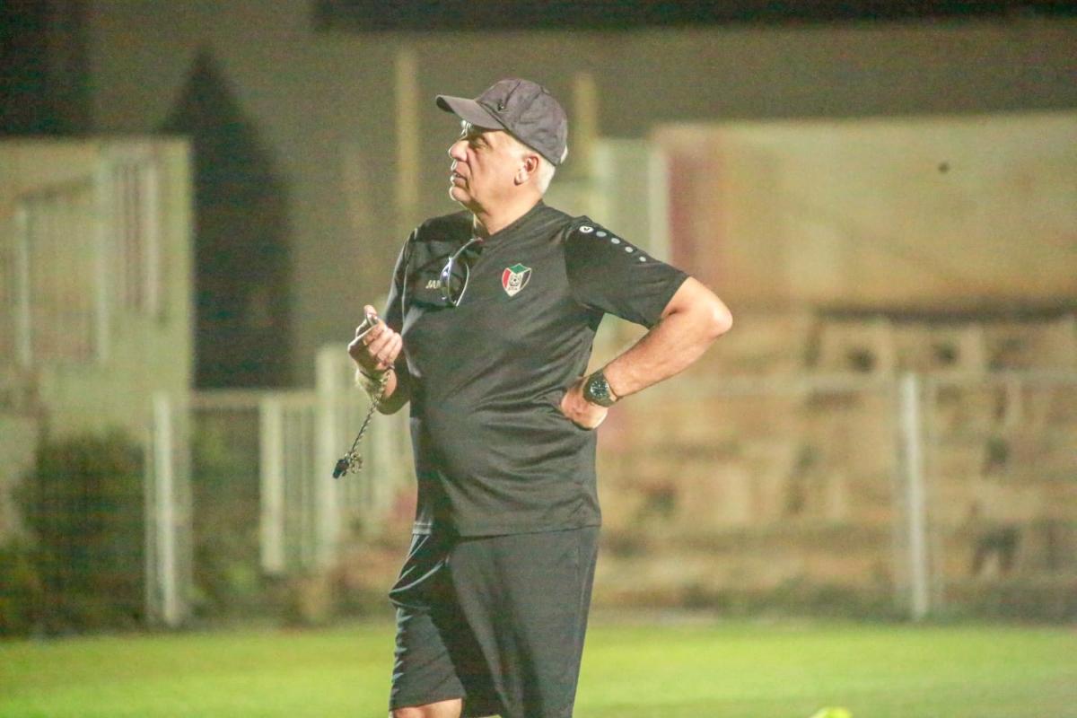 فيلود:مباراة ليبيا صعبة