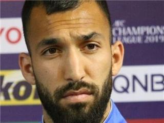 ام صلال ينهي عقد لاعبه الايراني روزيبة
