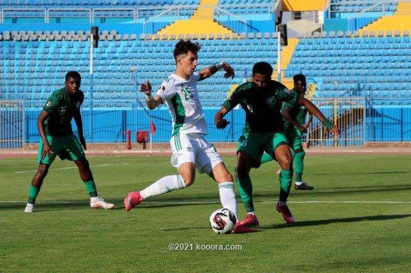 لاعب السعودية يكشف سبب الفوز ببطولة العرب